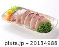 鰤 刺身 魚の写真 20134988