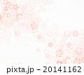 背景 花 桜のイラスト 20141162