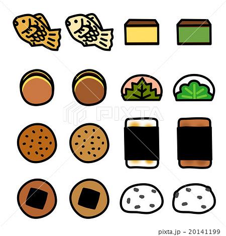 和の食べ物 20141199