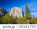 ヨセミテ国立公園 国立公園 風景の写真 20141755
