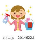 掃除 女性 20146228
