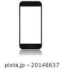 スマートフォン 電話 携帯電話のイラスト 20146637