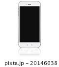 スマートフォン 電話 携帯電話のイラスト 20146638