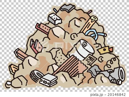 産業廃棄物のイラスト素材 [20146842] - PIXTA