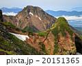 八ヶ岳連峰・横岳大同心と阿弥陀岳 20151365