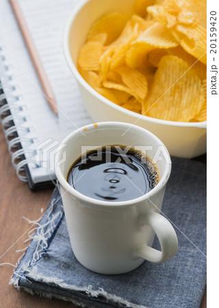 Arabica coffee cupの写真素材 [20159420] - PIXTA