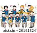 高校生の吹奏楽部 20161824