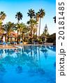 Outdoor resort Swimming pool  20181485