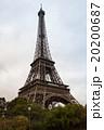 パリ エッフェル塔 20200687