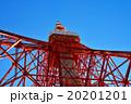 タワー 東京タワー 風景の写真 20201201
