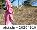振袖を着た女性 20204910