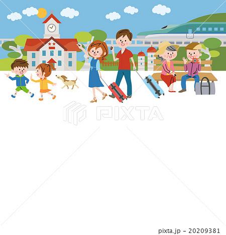 家族 北海道 旅行 20209381