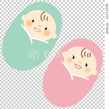 赤ちゃん おくるみ 20213398