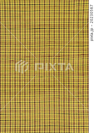 日本の織物 黄八丈 20230567