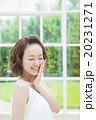 ビューティー 若い女性  20231271
