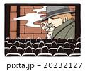 映画・喫煙シーンのイメージイラスト 20232127