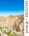 ジャバル・アフダールの高地(オマーン、ジャバル・アフダール) 20232345