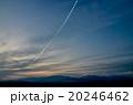 富山平野からの2012皆既日食 20246462