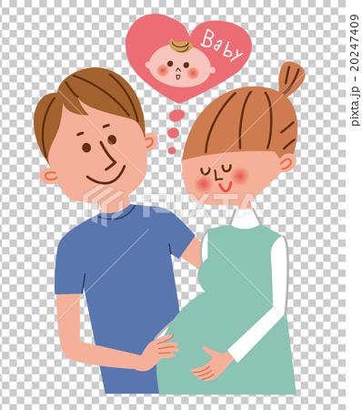 夫婦 妊娠 20247409