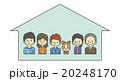 三世代家族【シンプルキャラ・シリーズ】 20248170