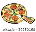 ピザ 20250168