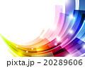背景 虹色 アブストラクト 20289606