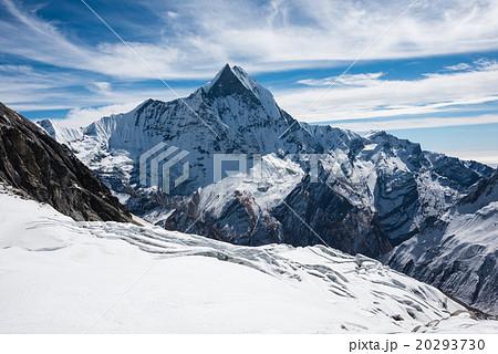 Mount Machhapuchchhre, Annapurna Himal, Nepal 20293730