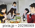 男性 女性 ホームパーティーの写真 20296069