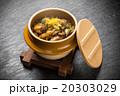 牡蠣釜めし  Pot meal Japanese foods oyster 20303029