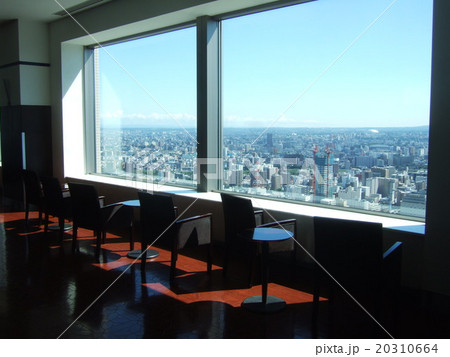 JRタワー展望室T38からの風景 東サイド 昼 20310664
