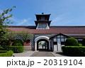 旧新潟税関庁舎(夏) 20319104