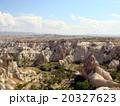 トルコ カッパドキア 風景 青空 20327623