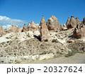 トルコ カッパドキア キノコ岩 20327624