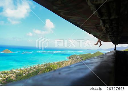 ハワイの海 20327663