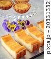 チーズタルトとタルトレットのティータイム 20331332