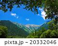 上高地からの奥穂高岳 20332046