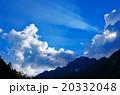 奥上高地からの前穂高岳 20332048