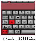 Combination keyboard ctrl A 20333121