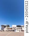 青空と埼玉スタジアム2002 20345522