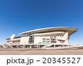 青空と埼玉スタジアム2002 20345527