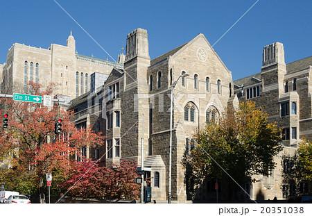 イエール大学キャンパス Yale University Campus 20351038