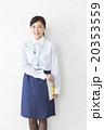 ポートレート ビジネスウーマン 20353559