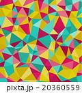ベクター 抽象的 ジオメトリックのイラスト 20360559