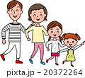 家族 お出かけ 春  20372264