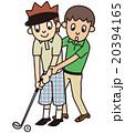 ゴルフレッスン 20394165
