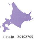 北海道地図 20402705