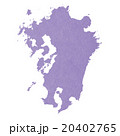 九州地図 20402765