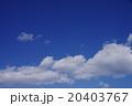 日本の冬空 20403767