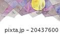 ハロウィンの背景イラスト 20437600