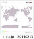 世界地図 20440213